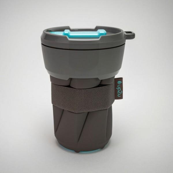 MuC My useful Cup – der faltbare Mehrwegbecher