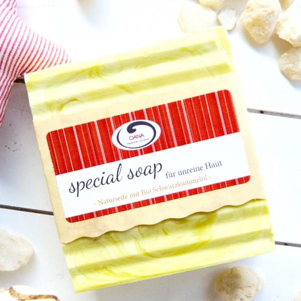Special Soap unreine Haut