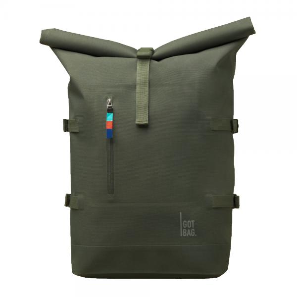 Rolltop Backpack - Got Bag - Algae