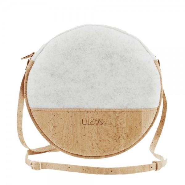 UlStO Handtasche Macra - marmor