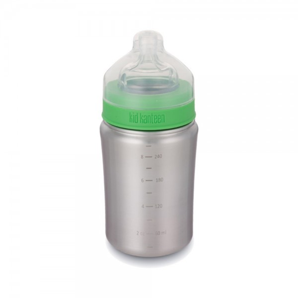 Klean Kanteen Babyflasche 267 ml 6+ Monate