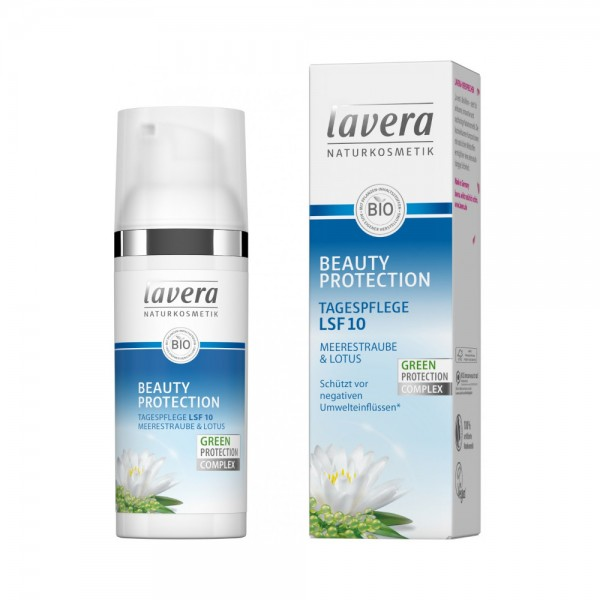 Beauty Protection Tagespflege LSF 10 Lavera