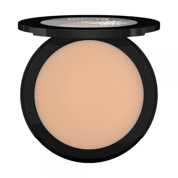 2-in-1 Compact Foundation -Ivory 01-Lavera